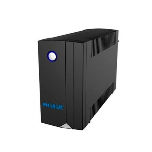 Sai/Ups 860Va Phasak Ottima Ph 7288 Surge Protection