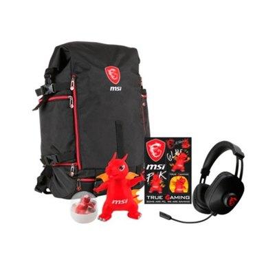 MSI GT Back to school pack - paquete de accesorios para portátil