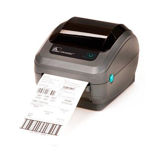 Tpv Impresora Etiquetas Zebra Gk420D