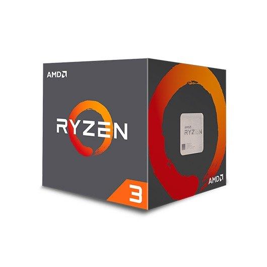 PROCESADOR AMD AM4 RYZEN 3 2200G 4X3.7GHZ/6MB BOX