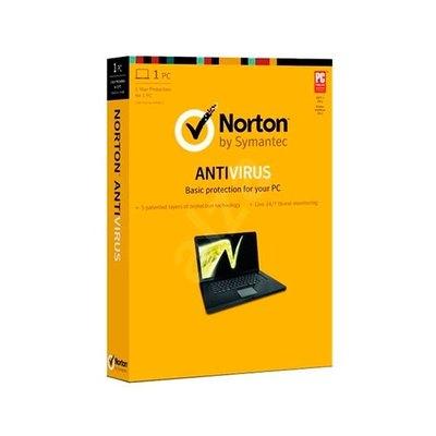 ANTIVIRUS NORTON BASIC 1.0 - 1 USUARIO - 1 DISPOSITIVO - 1 AÑO - FORMATO ESPECIAL CARD