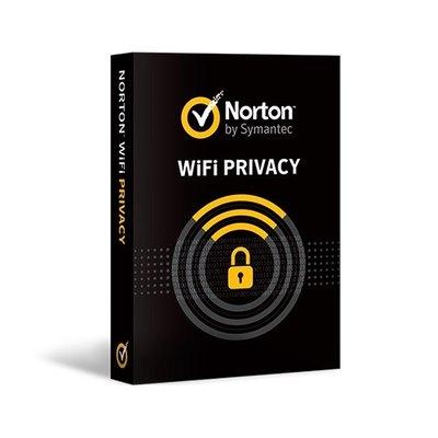 Norton WiFi Privacy (v. 1.0) - tarjeta de suscripción (1 año) - 1 dispositivo