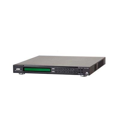 ATEN VM6809H 8x9 4K HDMI Matrix Switch with Scaler - interruptor de vídeo/audio - montaje en rack