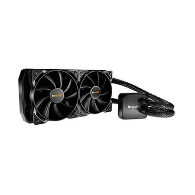 be quiet! Silent Loop 280mm - processor liquid cooling system