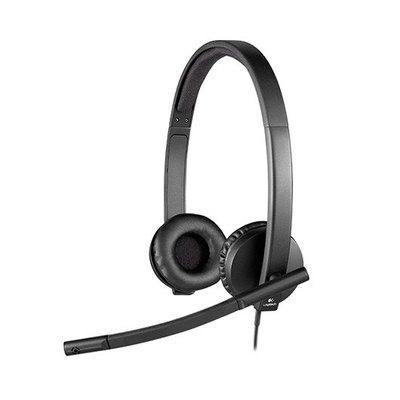 Logitech USB Headset H570e - auricular