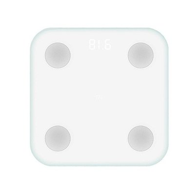 Mi Body Composition Scale - báscula para baño - blanco