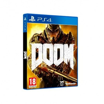 JUEGO SONY PS4 DOOM DAY ONE EDITION