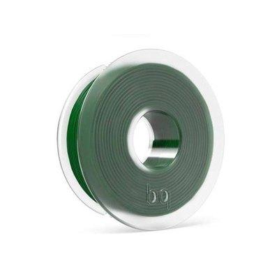 bq - verde botella - filamento PLA