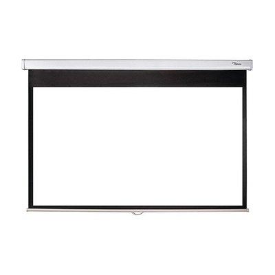 "Optoma Panoview Pull Down Manual con CSR DS-9084PMG+ - pantalla de proyección - 84"" (213 cm)"