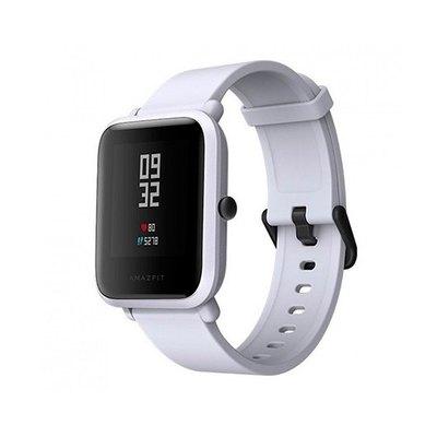 Amazfit Bip - nuble blanca - reloj inteligente con correa - blanco