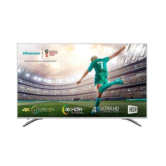 TELEVISIÓN LED 43  HISENSE H43A6500 SMARTTELEVISIÓN 4K UHD