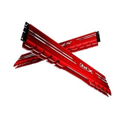XPG GAMMIX D10 - DDR4 - 8 GB: 2 x 4 GB - DIMM de 288 espigas - sin búfer