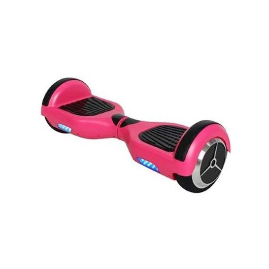 Hoverboard Scateflash K6+PINKB rosa Scooter 12 km/h