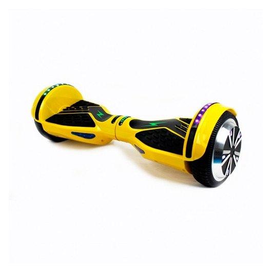 Hoverboard Skateflash K6+N amarillo 13km/h