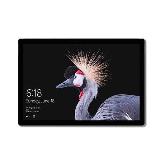 Microsoft Surface Pro FJY-00004 plata