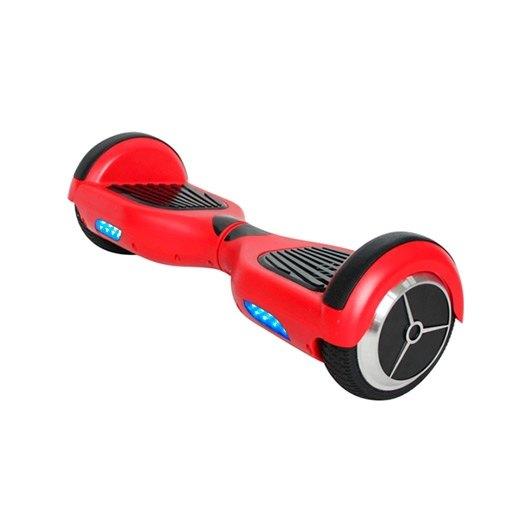 Hoverboard Skateflash K6+REDB rojo scooter 12km/h