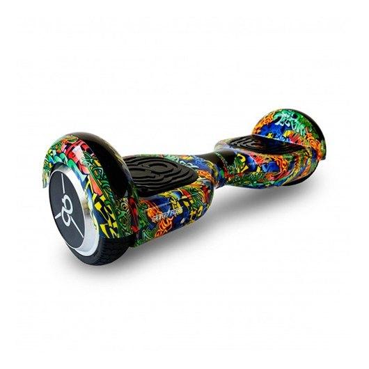 Hoverboard Skateflash K6+SKATERB skater scooter 12km/h