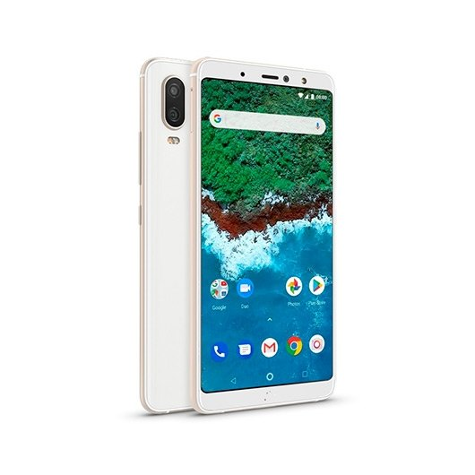 MOVIL SMARTPHONE BQ AQUARIS X2 PRO 4GB 64GB BLANCO
