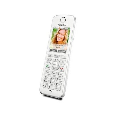 AVM FRITZ!Fon C4 - teléfono VoIP inalámbrico - radio internet, reproductor de radio en red