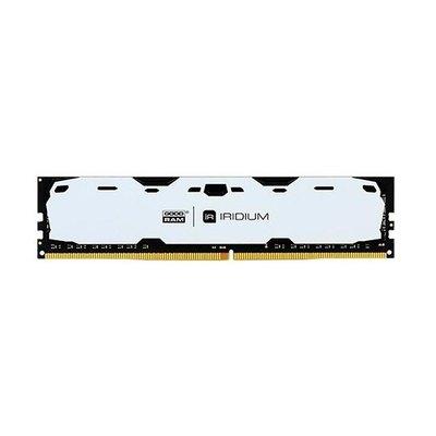 MODULO MEMORIA RAM DDR4 4GB PC2400 GOODRAM IRDM BLANCO