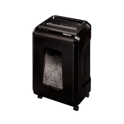 FELLOWES Destructora 92Cs Negra corte en particulas de 4x38mm