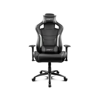Drift Silla Gaming DR400 Black/ Gris/Blanca