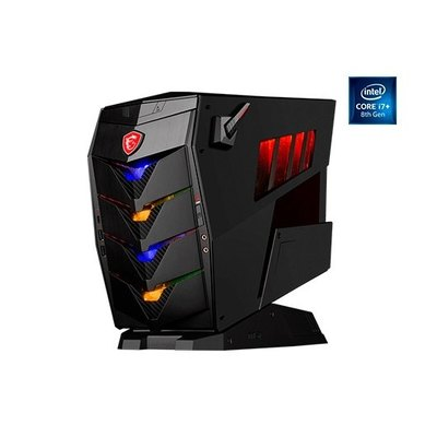 MSI Aegis 3 8RC 007EU - torre - Core i7 8700 3.2 GHz - 16 GB - 2.256 TB