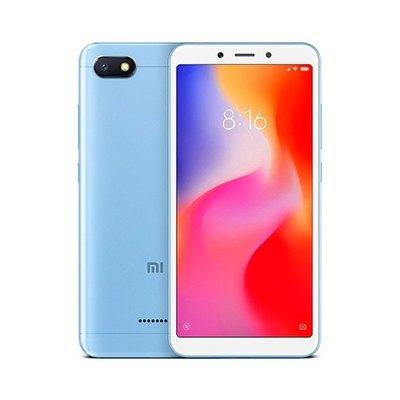SMARTPHONE XIAOMI REDMI  6A 2GB 16 GB AZUL