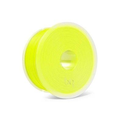 bq Easy Go - amarillo fluorescente - filamento PLA