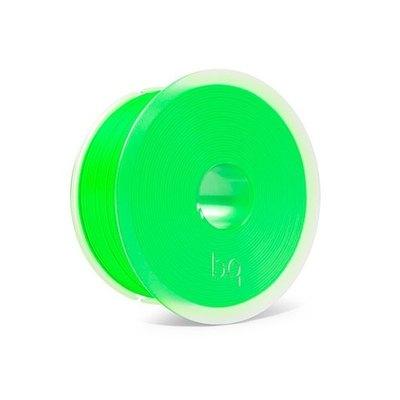bq Easy Go - verde fluorescente - filamento PLA