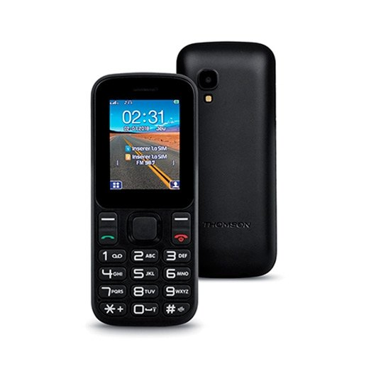 MOVIL SMARTPHONE THOMSON TLINK12 NEGRO