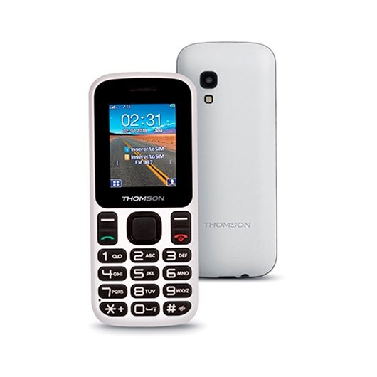 MOVIL SMARTPHONE THOMSON TLINK12 BLANCO
