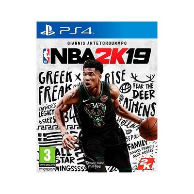 JUEGO SONY PS4 NBA 2K19