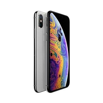 Apple iPhone XS - plata - 4G LTE, LTE Advanced - 64 GB - GSM - teléfono inteligente