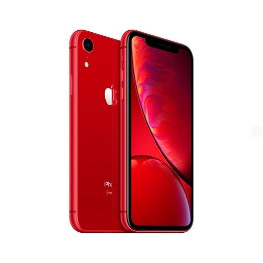 Apple Iphone XR 64GB red retina HD