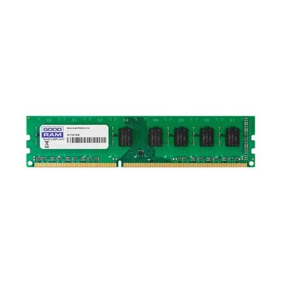 GOODRAM - DDR3 - 4 GB - DIMM de 240 espigas - sin búfer