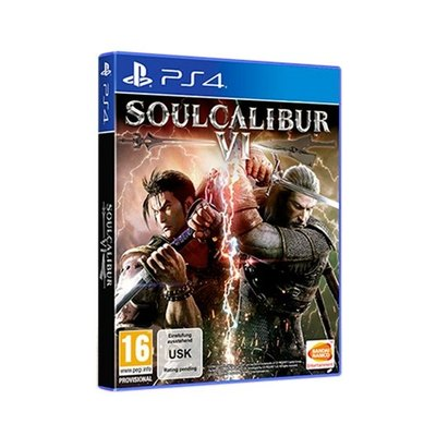 JUEGO SONY PS4 SOUL CALIBUR VI COLLECTOR EDITION