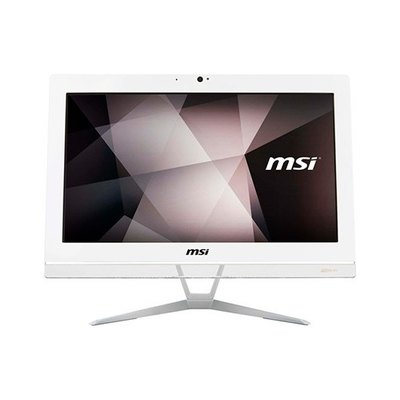 MSI PRO 20EXTS 7M 043XEU - todo en uno - Core i3 7100 3.9 GHz - 4 GB - 128 GB - LED 19.5""