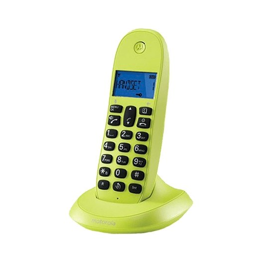 TELEFONO INALAMBRICO DECT DIGITAL MOTOROLA C1001LB+