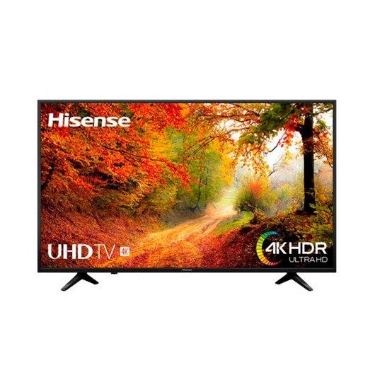 TELEVISIÓN LED 43  HISENSE H43A6140 SMARTTELEVISIÓN 4K UHD