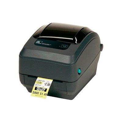 Zebra GK Series GK420t - impresora de etiquetas - monocromo - térmica directa/transferencia térmica