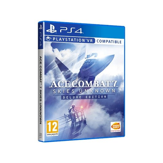 JUEGO SONY PS4 ACE COMBAT 7 SKIES UNKNOWN DELUXE