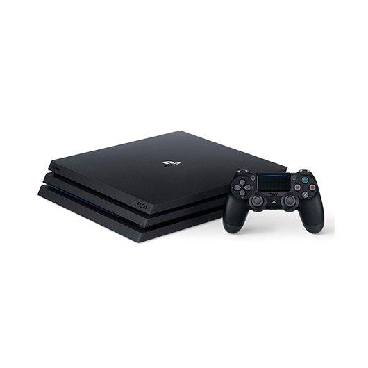 Consola Sony Ps4 Pro 1Tb Negra