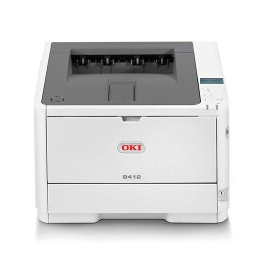 Impresora Oki Laser B412Dn