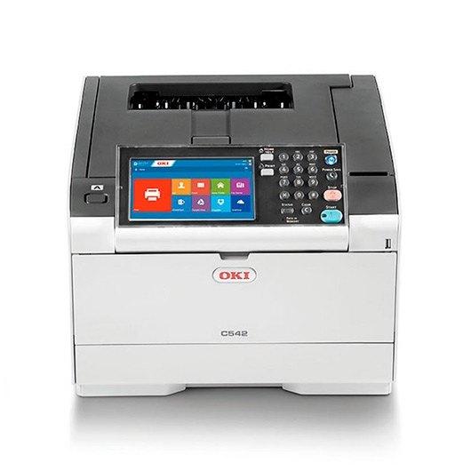 Impresora Oki Laser Color C542Dn