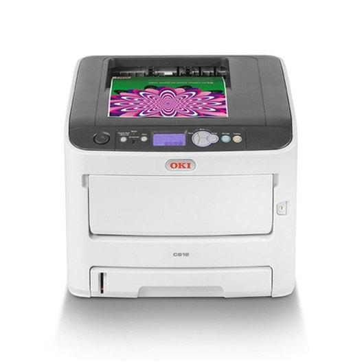 Impresora Oki Laser Color C612N