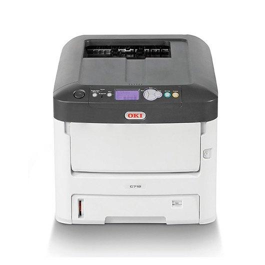 Impresora Oki Laser Color C712Dn