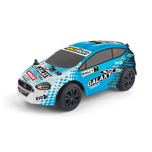 Coche R/C Ninco X-Rally Galaxy 2.4G+