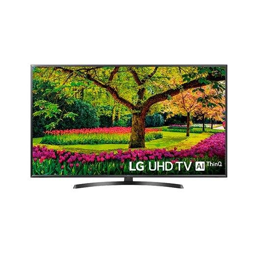 "Televisión Led 55"" Lg 55Uk6470Plc Smart Televisión 4K Uhd"