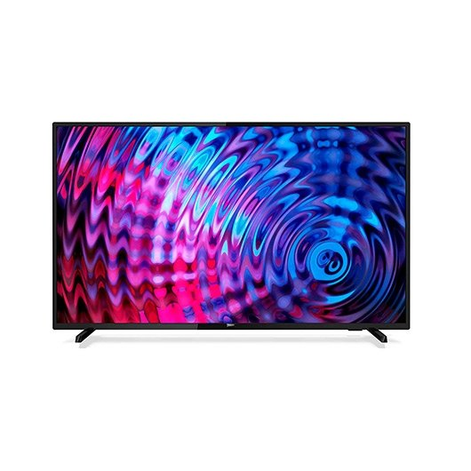 "Televisión Led 43"" Philips 43Pft5503 Fhd Ultraplano"